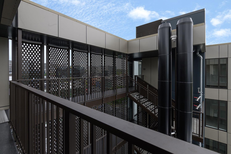Vulcan Apartments Project